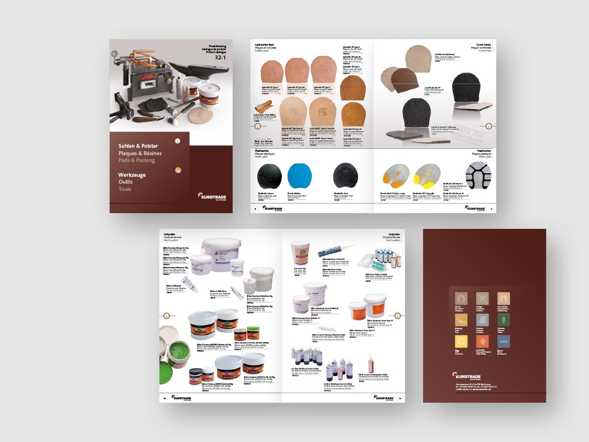 Produkte-Katalog